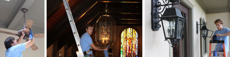 chandelier cleaning memphis