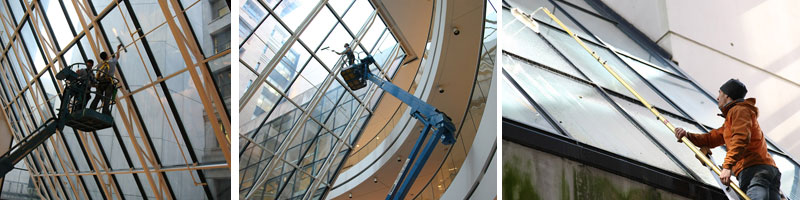 high rise window cleaning memphis