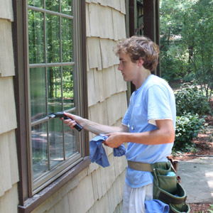 window cleaning Germantown TN